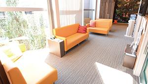 三重県桑名市江場 TNデンタルクリニック 待合室
